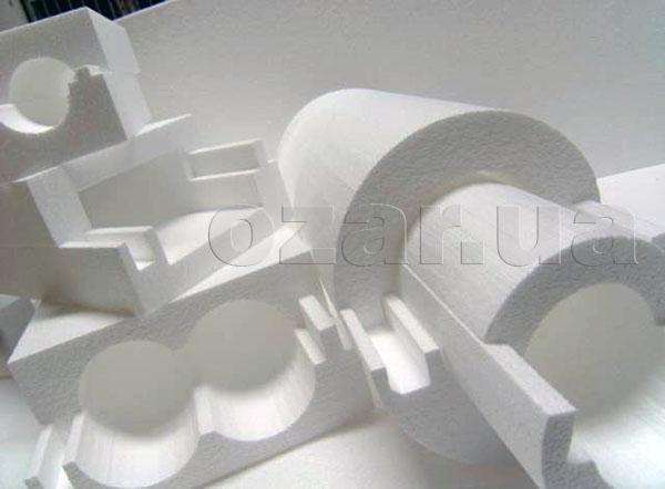 Материалы для упаковки из пенопласта